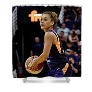Leilani Mitchell Shower Curtain