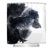 Leisurely And Carefree I Shower Curtain