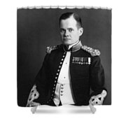 Lewis Chesty Puller Shower Curtain