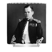 Lewis Chesty Puller - Two Shower Curtain