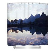 Li River Shower Curtain