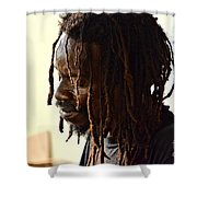 Life In A Dread  Shower Curtain