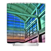 Light Loft Shower Curtain