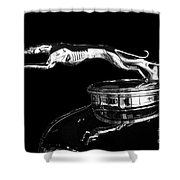 Lincoln Kb Shower Curtain