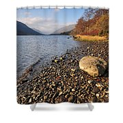 Loch Voil Shower Curtain
