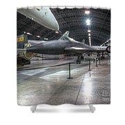 Lockheed, Yf-12a Shower Curtain