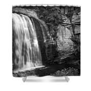 Looking Glass Falls Shower Curtain