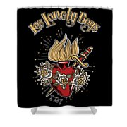 Los Lonely Boys Shower Curtain