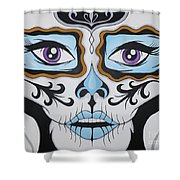 Lost Souls Shower Curtain