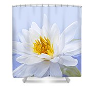 Lotus Flower Shower Curtain by Elena Elisseeva