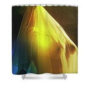 Love And Romance Shower Curtain