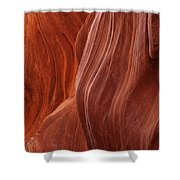 Lower Antelope Canyon 2 7947 Shower Curtain