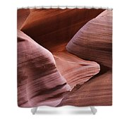 Lower Antelope Canyon 2 7978 Shower Curtain