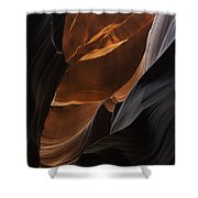 Lower Antelope Canyon 2198 Shower Curtain