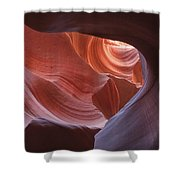 Lower Antelope Canyon 7729 Shower Curtain