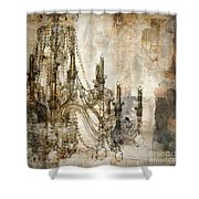 Lumieres Shower Curtain