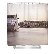 Lyon Shower Curtain