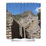Macchu Picchu 9 Shower Curtain
