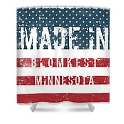 Made In Blomkest, Minnesota Shower Curtain