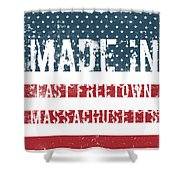 Made In East Freetown, Massachusetts Shower Curtain