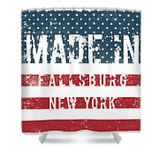 Made In Fallsburg, New York Shower Curtain