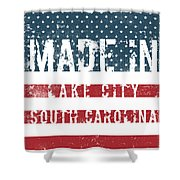 Made In Lake City, South Carolina Shower Curtain