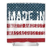 Made In North Amherst, Massachusetts Shower Curtain