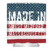 Made In West Medford, Massachusetts Shower Curtain