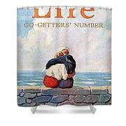 Magazine: Life, 1925 Shower Curtain