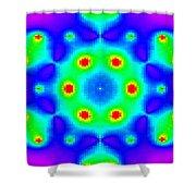 Magnetic Monopole Shower Curtain
