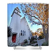 Magnolia Springs Shower Curtain