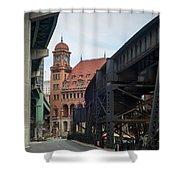 Main Street Station - Richmond Va Shower Curtain