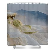 Mammoth Beauty Shower Curtain