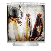 Mantis 11 Shower Curtain