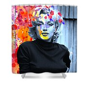 Marylin  Shower Curtain