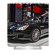 Masareti Quattraporte Gts Shower Curtain