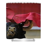 Matador Jose Maria Manzanares IIi Shower Curtain