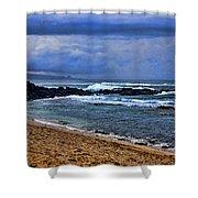 Maui Beach Shower Curtain