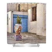 Mazara Del Vallo - Sicily Shower Curtain