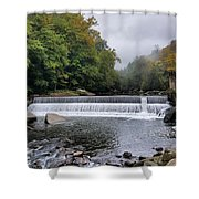 Mcconnell State Park, Pennsylvania  Shower Curtain