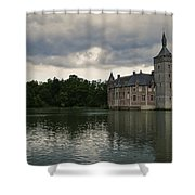 Medieval Castle Shower Curtain