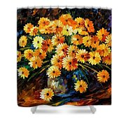 Melody Of Beauty Shower Curtain