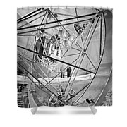 Mercury Program, Mastif Astronaut Shower Curtain