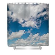 Midwest Corn Field Shower Curtain