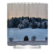 Mihari Shower Curtain