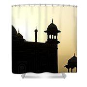 Minarets At Sunrise Shower Curtain