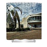Minnestrista Museum - Muncie Indiana Shower Curtain