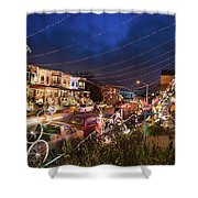 Miracle On 34th Street Shower Curtain