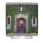 Mission Nombre De Dios Shower Curtain