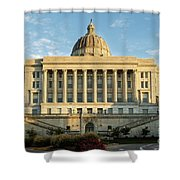 Missouri State Capital Shower Curtain